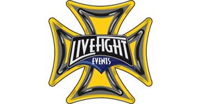 logo live fight events banner
