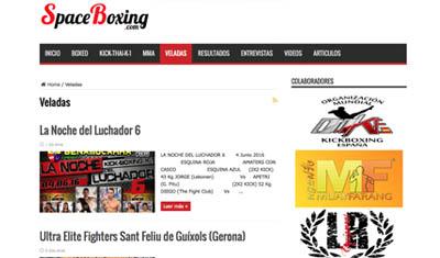 space boxing colaboracion