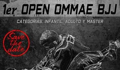 1er Open OMMAE de BJJ