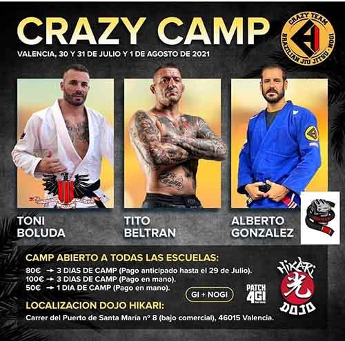 crazy camp 21