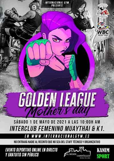 golden league mothers