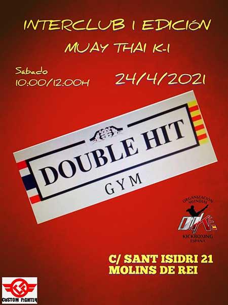 interclub double hit