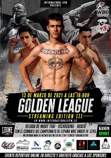 golden league marzo2021